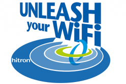 """Hitron Introduces World-Class, Turn-Key Whole-Home Wi-Fi Solution With """"Unleash Your Wi-Fi"""" Suite of Apps"""