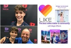 LIKE app influencer, Jack Jerry, discusses his favorite social video app in this interview with ITVT from last months Vidcon