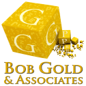 Olympusat's Kim Reed Fragione with Bob Gold