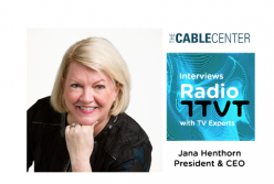 Radio ITVT: Interview: Jana Henthorn, CEO of The Cable Center