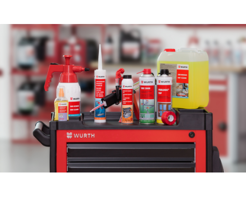 Würth partners with NiceLabel to transform supplier labeling