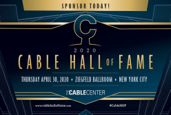 Cable Center Recognizes Seven Luminaries Who Have Shaped The Video And Entertainment Business