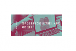 Bob Gold & Associates Featured in Manifest's List of Top 20 PR Consultants in Los Angeles