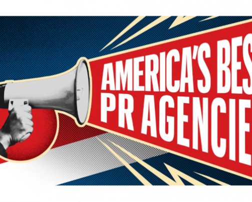 FORBES RANKS BOB GOLD & ASSOCIATES IN TOP 100 ON BEST PR AGENCIES IN AMERICA