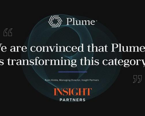 Plume Raises $270 Million at $1.35 Billion Valuation
