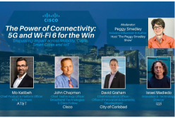Cisco Virtual Media And Analyst Roundtable – The Power of Connectivity: 5G and Wi-Fi 6 for the Win