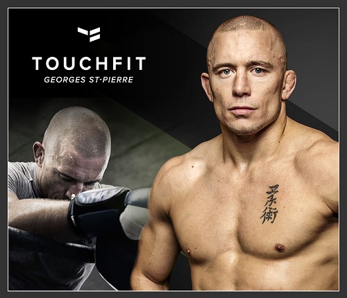 Work Out Like a Champ with Zone·Tv's Touchfit TV by Georges