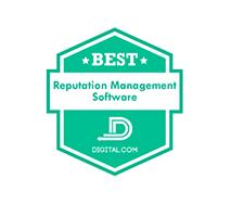 Reputation Management Company of 2021 by Digital.com