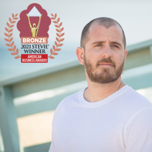 Andrew Laszacs - 2021 Stevie Award Winner