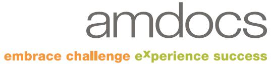 Amdocs X logo